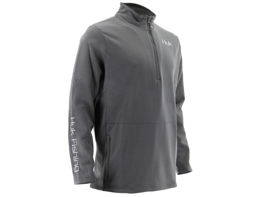 Huk Men's Tidewater Fleece Sweater Polyester