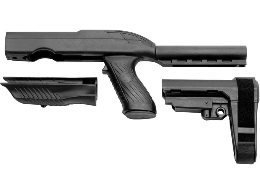SB Tactical SBA3 Charger TD Pistol Stabilizing Brace Collapsible Ruger 10/22 Charger Ta...
