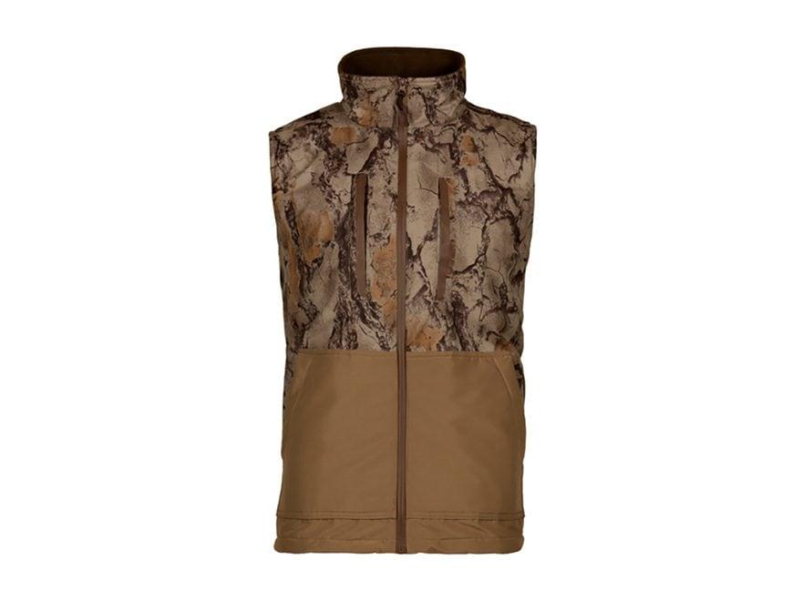 Natural Gear Men's Cut Down Vest Polyester