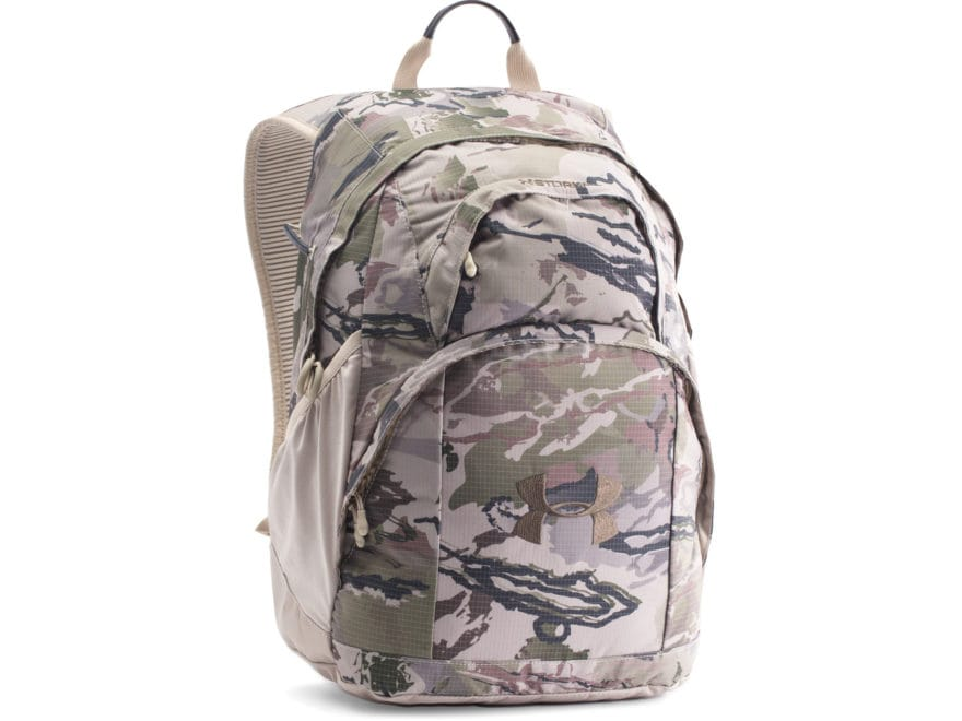 b4a23e7fc0a1 Under Armour UA Ridge Reaper Day Backpack Polyester and Nylon Ripstop Ridge  Reaper Barr.