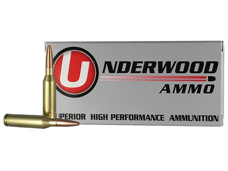 Underwood Ammunition 243 Winchester 85 Grain Lehigh Controlled Chaos Lead-Free Box of 20