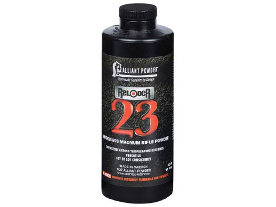 Alliant Reloder 23 Smokeless Gun Powder
