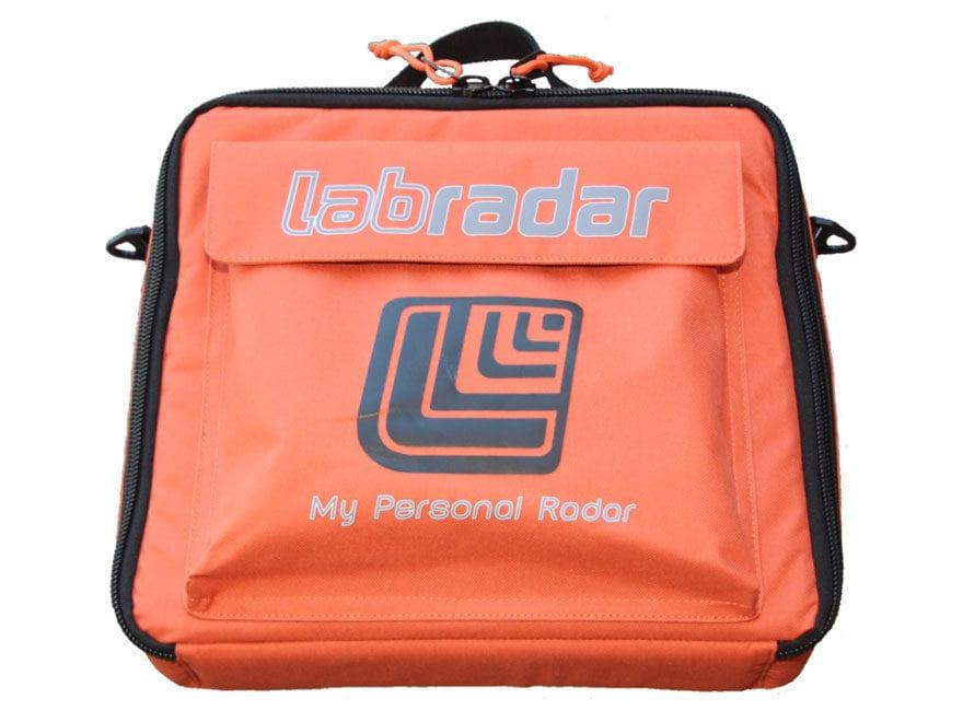 LabRadar Padded Carrying Case Nylon Orange
