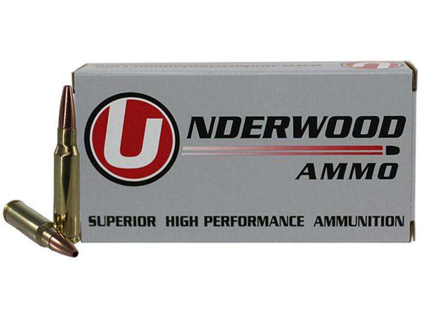 Underwood Ammunition 308 Winchester 152 Grain Lehigh Match Grade Controlled Chaos Lead-...