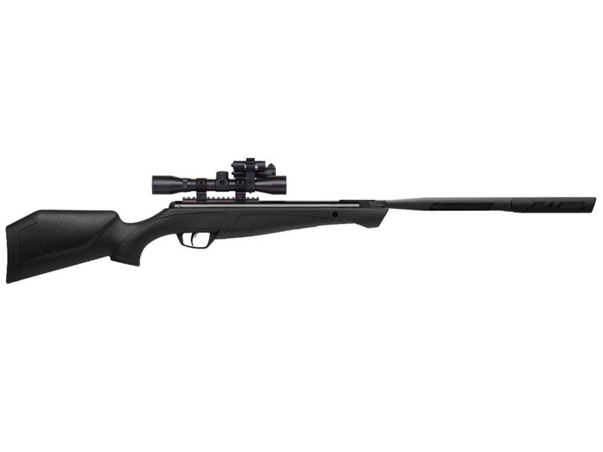 Crosman Quest Night Ops 22 Caliber Pellet Air Rifle Combo