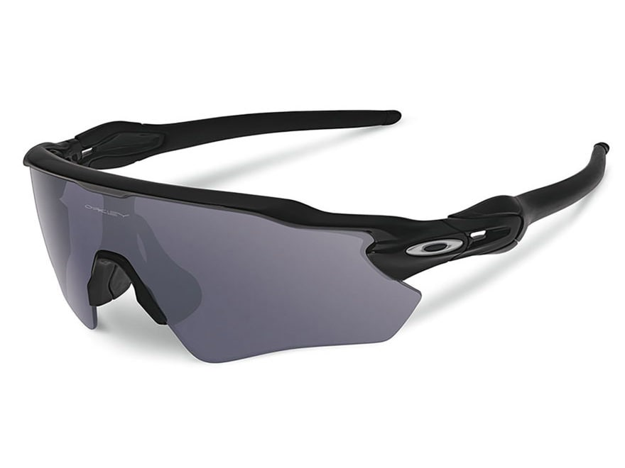 42c8d4ebc8 Oakley SI Radar EV Path Sunglasses Matte Black Frame Gray Path Lens