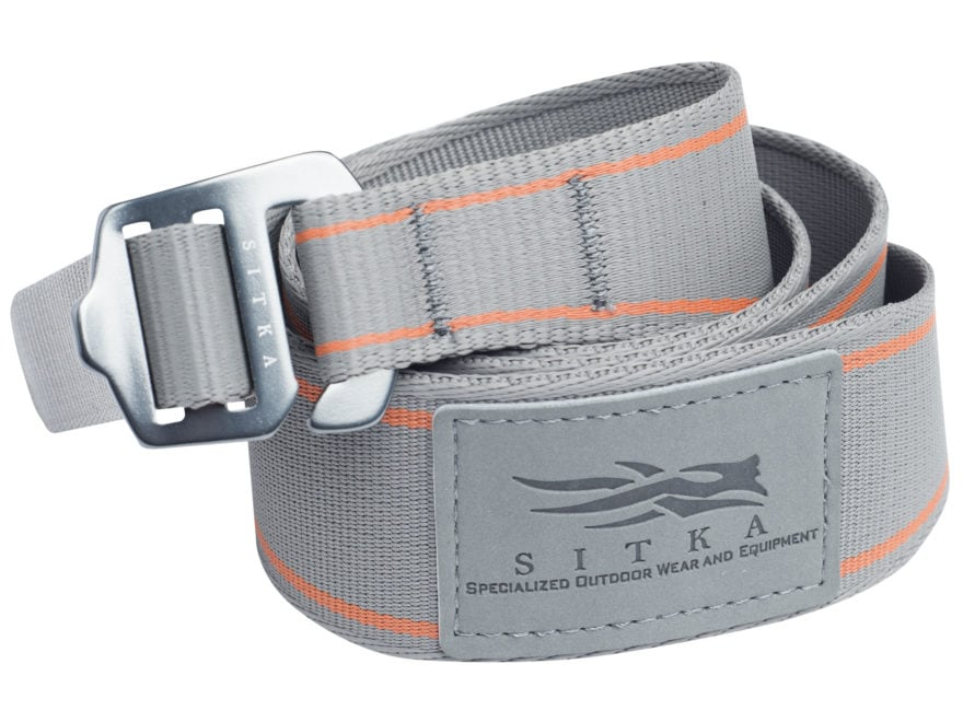 Sitka Gear Stealth Belt Nylon Woodsmoke