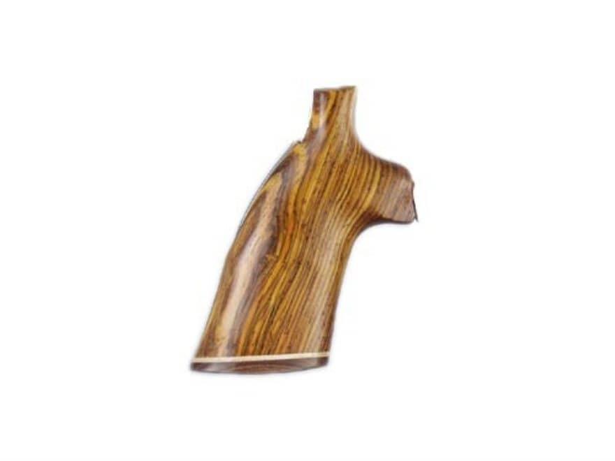 Hogue Fancy Hardwood Grips with Accent Stripe Ruger Blackhawk, Single Six, Vaquero