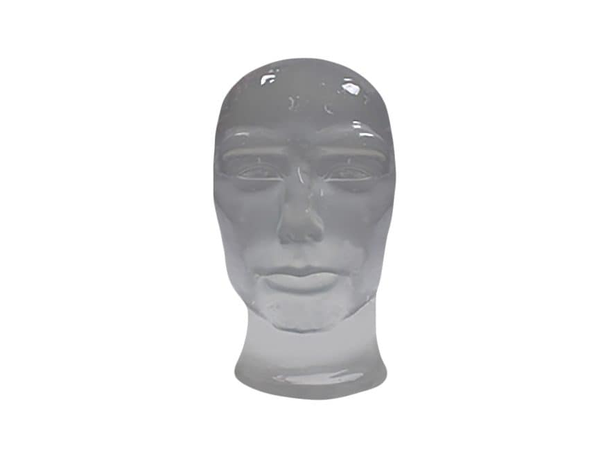 Clear Ballistics Head 10% Ballistic Gel
