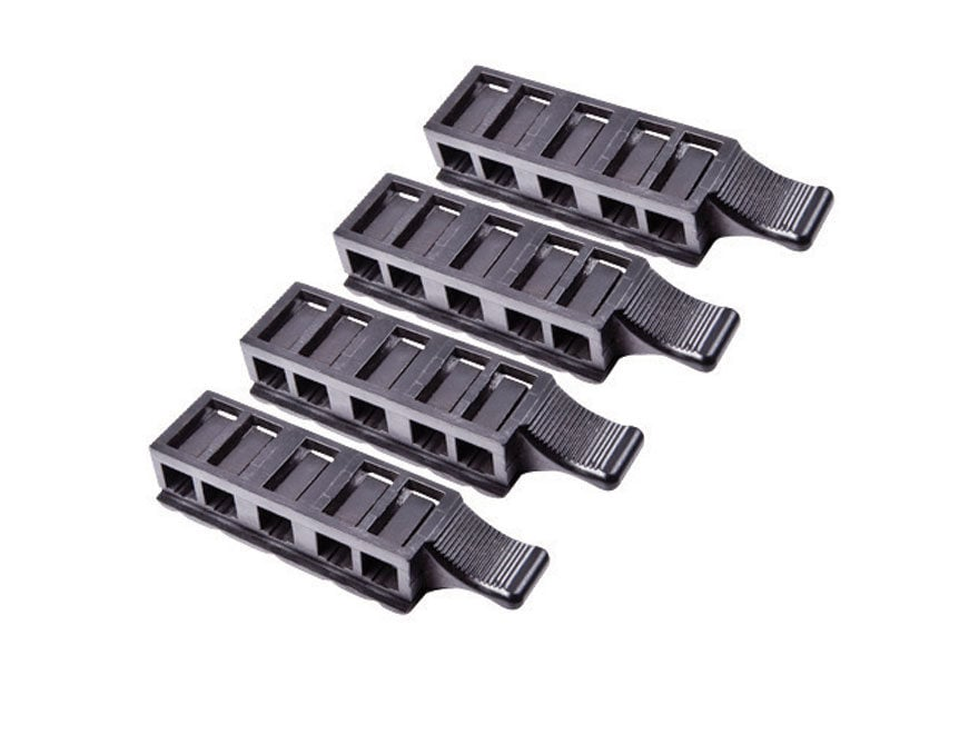 Crosman Firepow'r Kit Four pack of 5 Shot Clips for Crosman Model M4-177, 760, 764, 781...