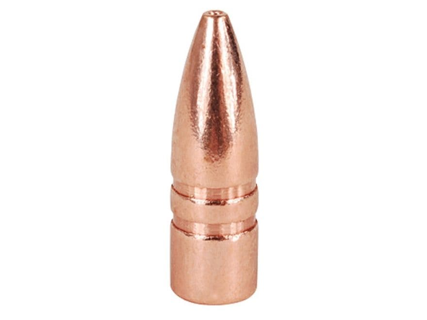 Barnes Triple-Shock X (TSX) Bullets 22 Caliber (224 Diameter) 50 Grain Hollow Point Fla...