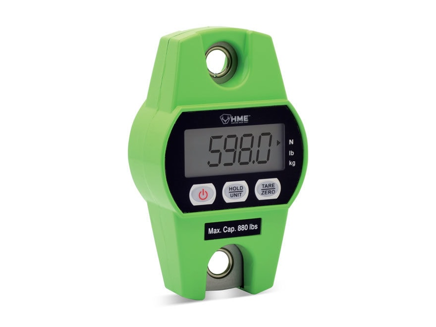 HME Mini Digital Crane Scale Green