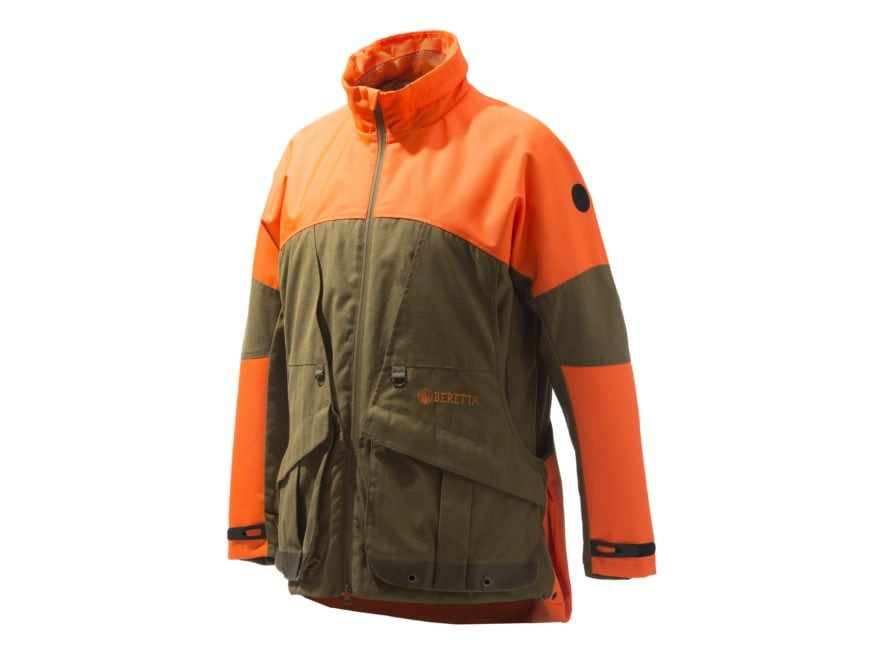 Beretta Men's Retriever Upland Field Jacket Polyester/Nylon