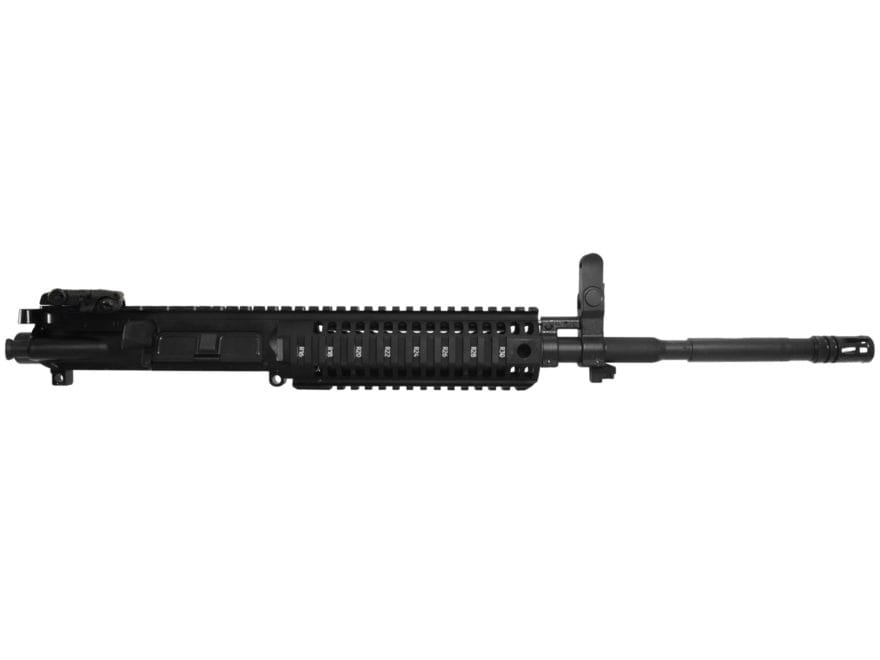 "Colt AR-15 A3 Upper Receiver Assembly 5.56x45mm NATO 16"" Barrel Monolithic Rail Flip-Up..."