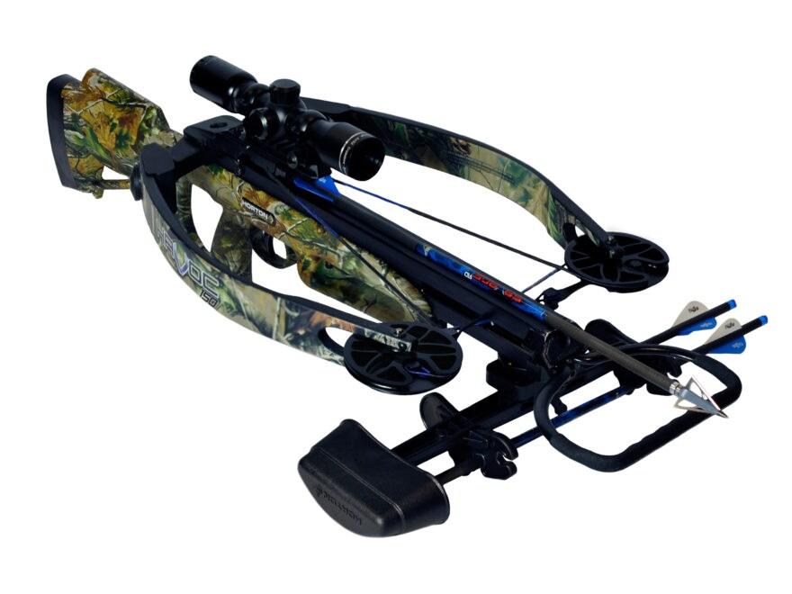 Horton Havoc 150 Crossbow Package 4x 32mm Mult A Range Mpn Cb886
