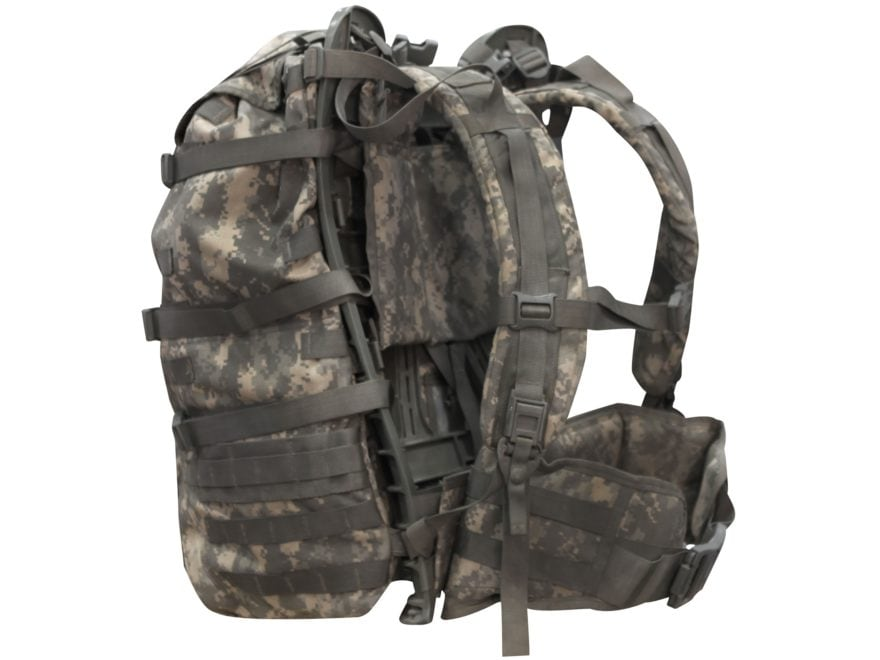 85fece387ba6 Military Surplus MOLLE II Large Rucksack Complete Assembly. Alternate  Image  Alternate Image ...