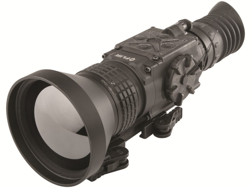 FLIR Thermosight Pro PTS736 6-24X 75mm Thermal Imaging Rifle Scope 60Hz 320x256 Quick-D...
