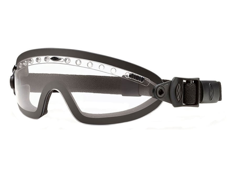 Smith Optics Elite Boogie Sport Goggles Black Strap - MPN ...