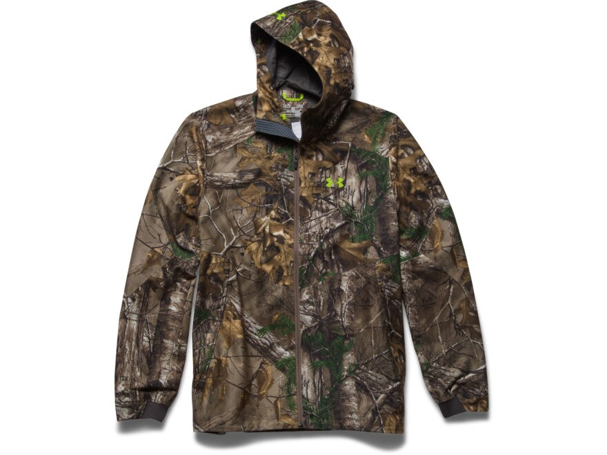 46f3e0173 Under Armour Men's UA Gore-Tex Essential Waterproof Rain Jacket