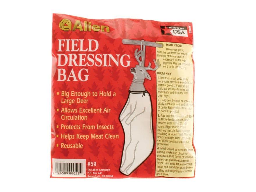 Allen Big Game Dressing Bag Deer Stretch Cotton