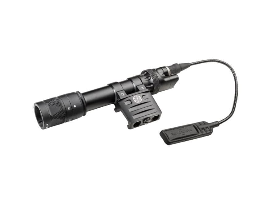 Surefire M603V IR Scout Light Weapon Light White and IR LED with RM45 Mount with 2 CR12...