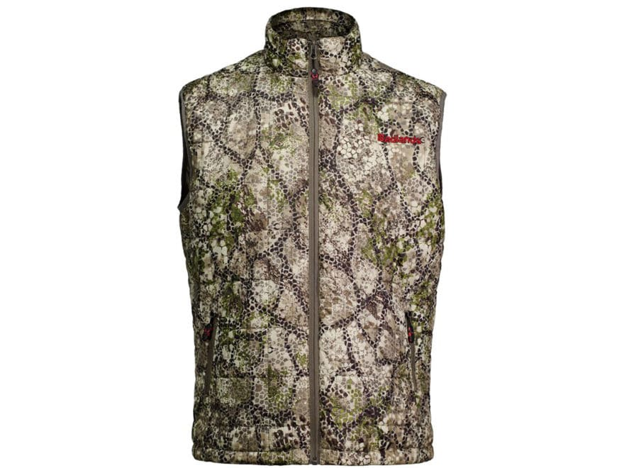 Badlands Men's High Uintas Insulated Vest Polyester and Primaloft Approach Camo Large