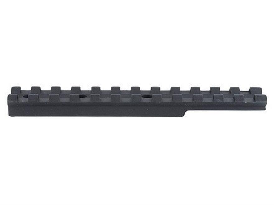 EGW 1-Piece Picatinny-Style Scope Base H&R Ultra, NEF Handi Rifle Matte Matte