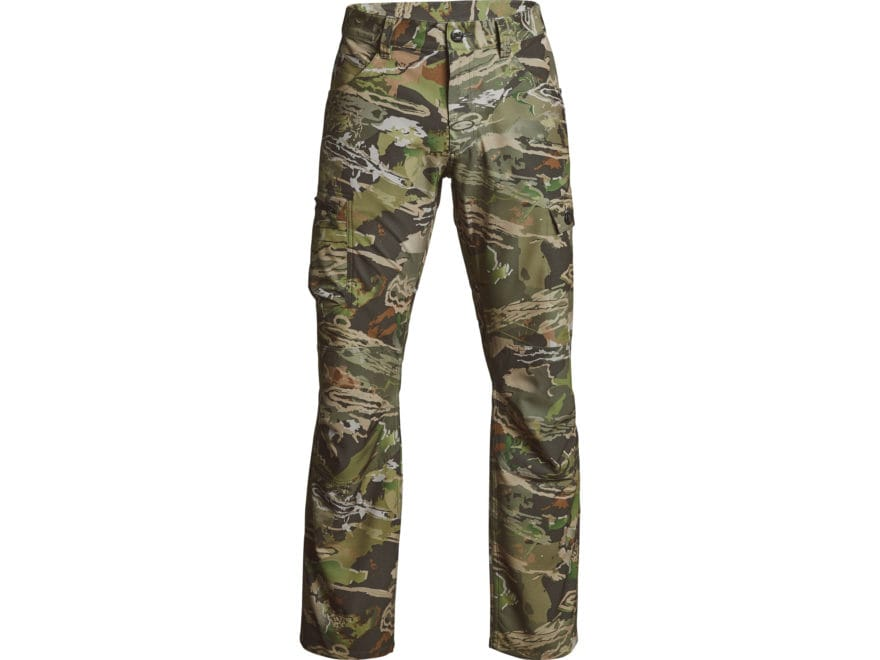 Under Armour Men's UA Ridge Reaper Early Season Scent Control Pants Polyester