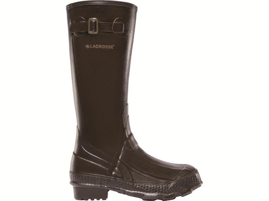 """LaCrosse Grange 14"""" Work Boots Rubber Women's"""