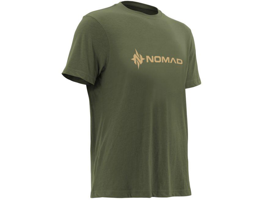 Nomad Men's Logo T-Shirt Short Sleeve