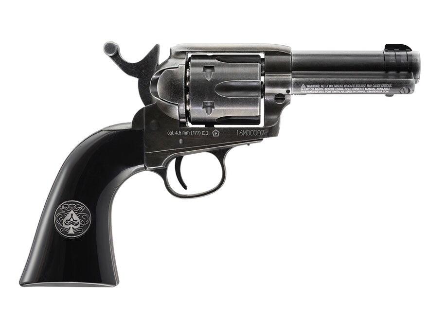 Umarex Legends Ace in the Hole Air Pistol 177 Caliber Pellet