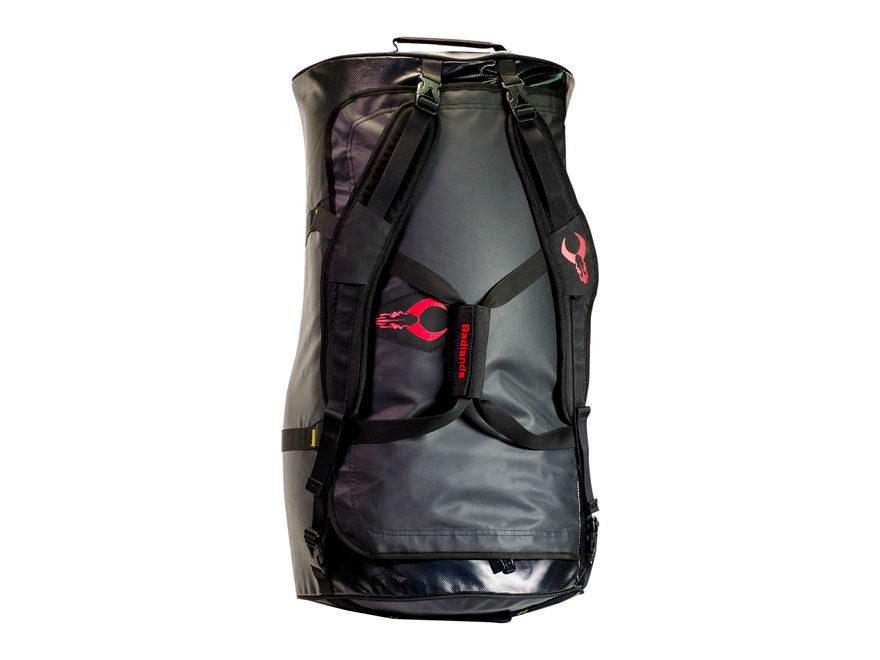 Badlands Long Haul Duffel Bag Black