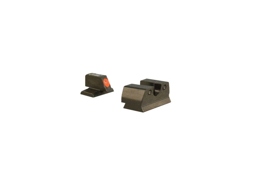 Trijicon HD XR Night Sight Set Springfield Armory XD-S Steel Matte 3-Dot Tritium Green