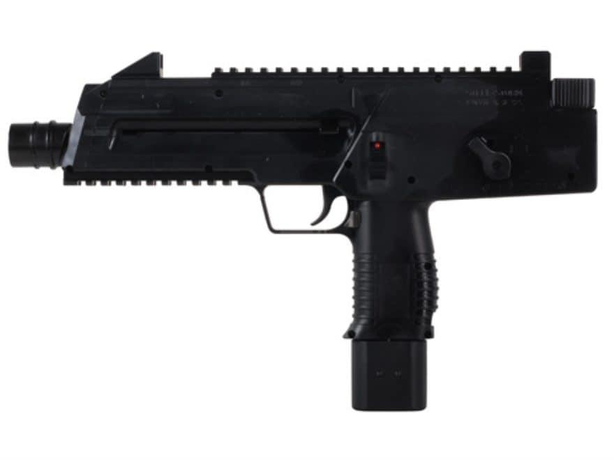 Umarex Steel Storm Tactical 6 Shot Burst Full Auto Air Pistol 177 Caliber BB Black