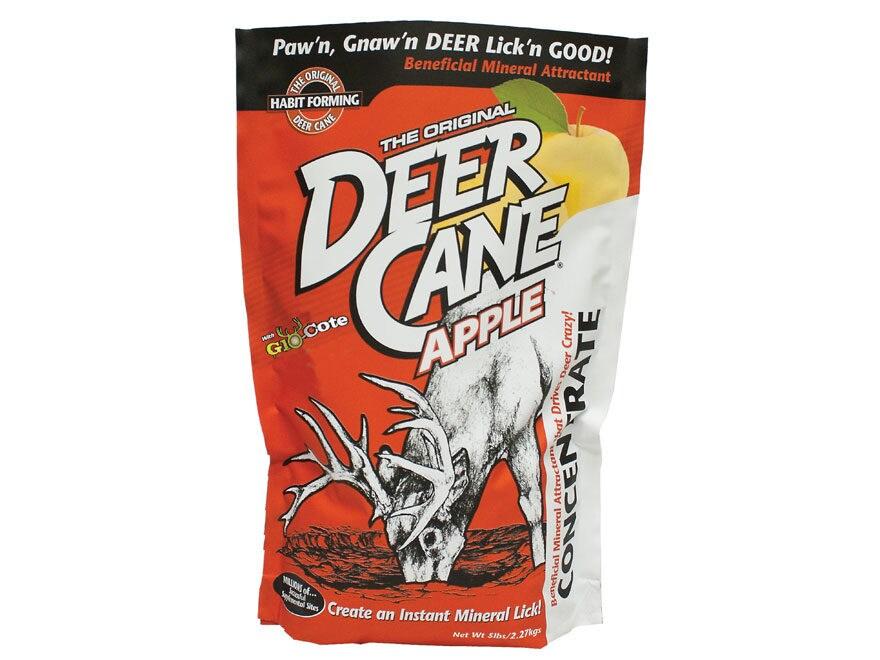 Evolved Habitats Deer Cane Apple UV Deer Supplement Granular 5 lb