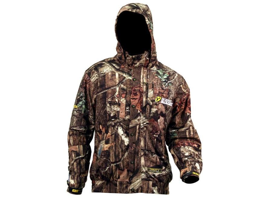f900059cad384 ScentBlocker Men's Scent Control Outfitter Waterproof Jacket Polyester