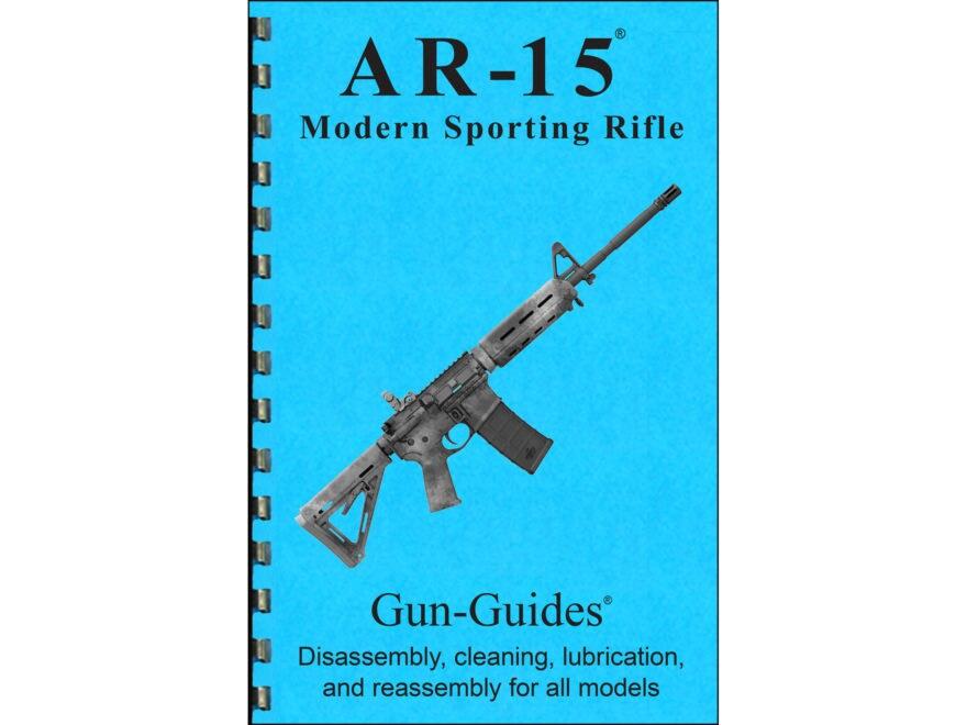 Gun Guides Takedown Guide Book