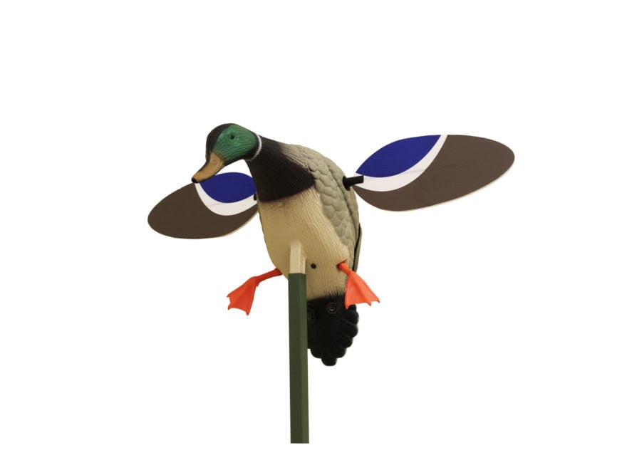 MOJO Baby Drake Motion Duck Decoy Polymer