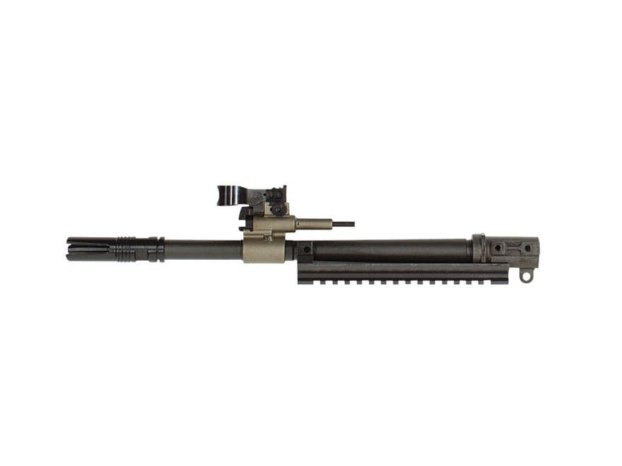 "FN Barrel SCAR 17S Hammer Forged Barrel Assembly 1 in 12"" Twist"