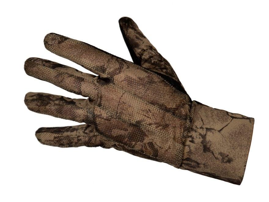 Natural Gear Mesh Gloves Polyester Natural Gear Natural Camo