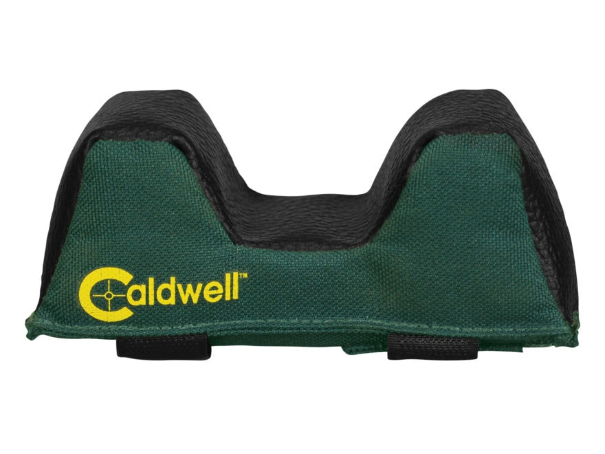 Caldwell Universal Deluxe Forend Front Shooting Rest Bag Medium Nylon and Leather Filled
