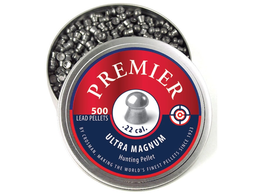 Crosman Premier Airgun Pellets