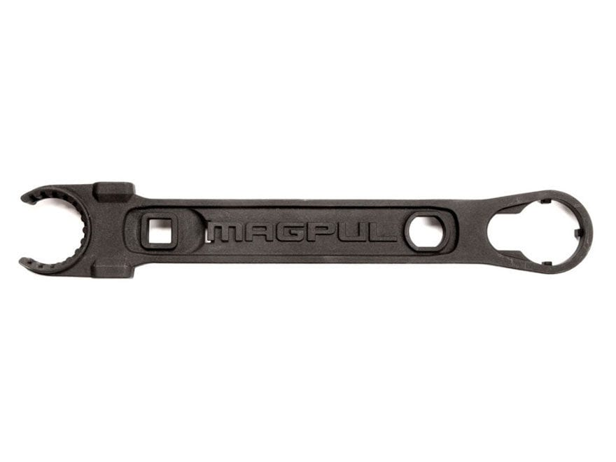 Magpul AR-15 Armorer's Wrench Multi-Tool Steel Black