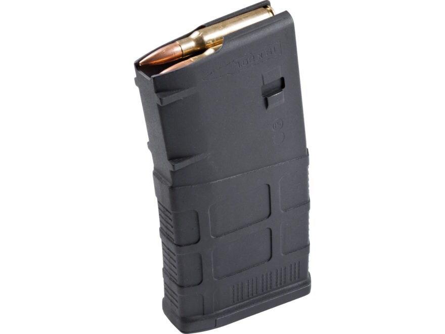 Magpul PMAG LR/SR Gen M3 Magazine LR-308, SR-25, Ruger Precision Rifle 308 Winchester P...