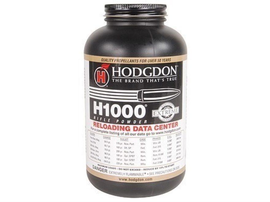 Hodgdon H1000 Smokeless Powder