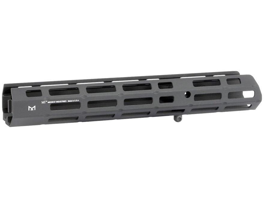 Midwest Industries Handguard Henry 45-70 Government M-Lok Aluminum Black
