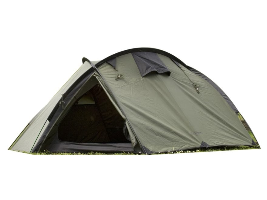 "Snugpak The Bunker 3 Person Dome Tent 98"" x 89"" x 41"" Polyester/Nylon Olive"