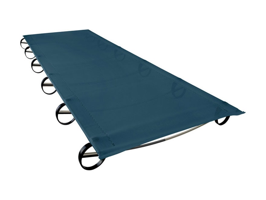 Therm-A-Rest Luxurylite Mesh Camp Cot Aluminum and PVC Mesh