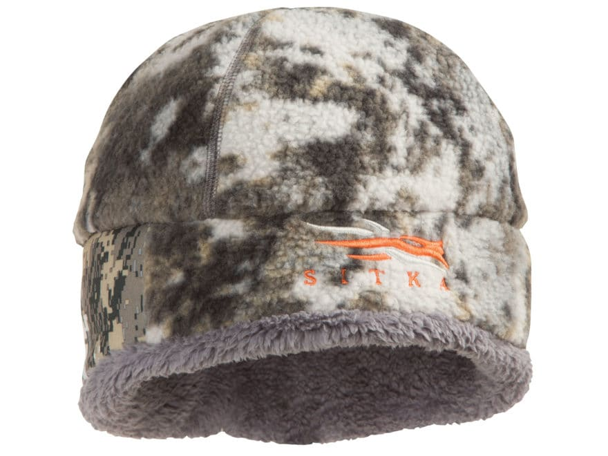 Sitka Gear Fanatic Windstopper Beanie Polyester Gore Optifade Elevated II Camo