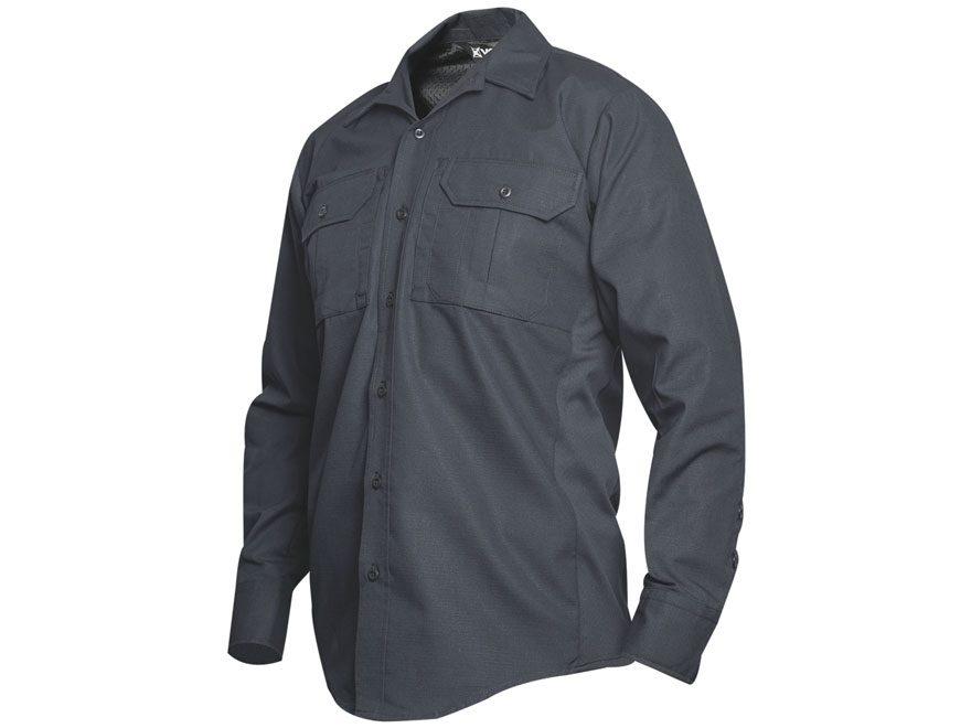 Vertx Men's Phantom LT Button-Up Shirt Long Sleeve Poly/Cotton